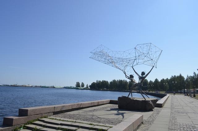 Петрозаводск набережная 3