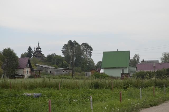 Деревни Карелии