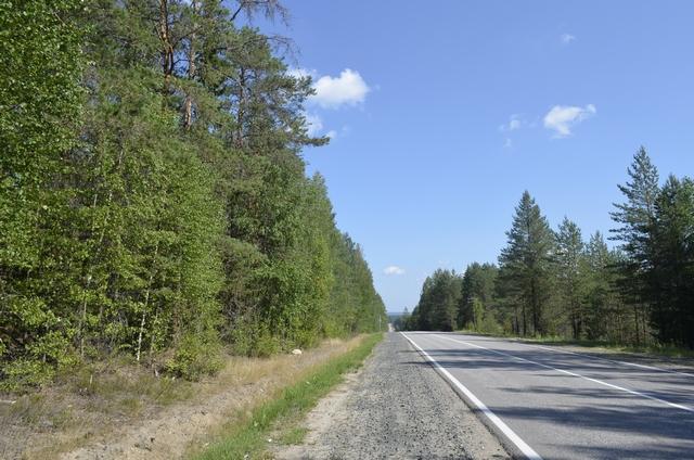 Дороги Карелии