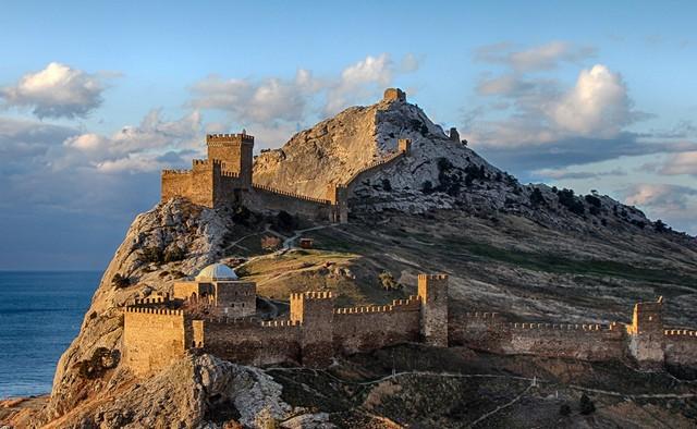 Крепость (автор фото Георгий)