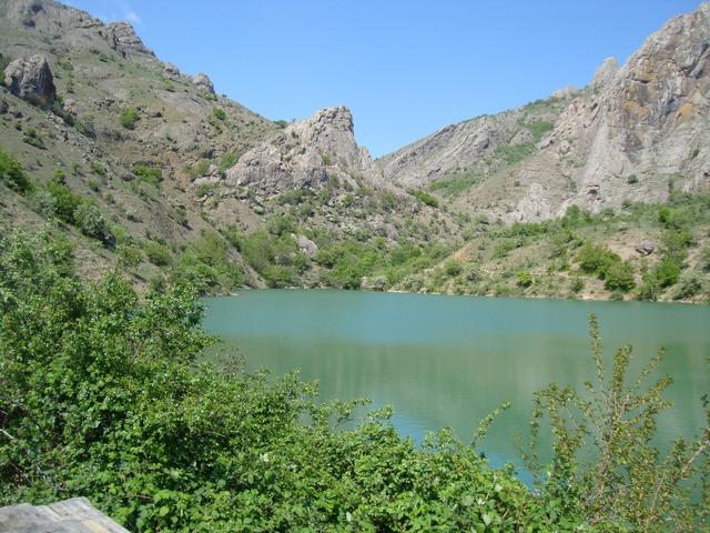 Озеро фото 1
